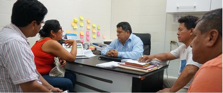 UNICEF y MUNICIPALIDAD DE MASISEA REVIZAN PLAN DEL COMITÉ MULTISECTORIAL POR LOS DERECHOS DE NIÑOS Y ADOLESCENTES.
