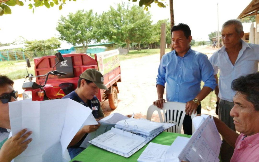 Masisea Avanza Formalización Urbana 243 FAMILIAS RECIBIRÁN TÍTULOS DE PROPIEDAD