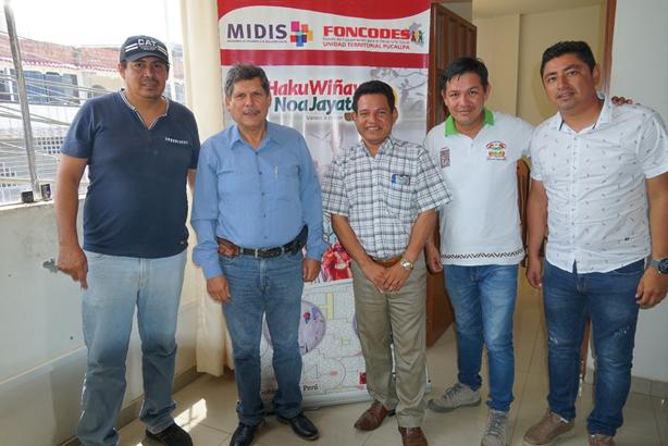 Municipalidad de Masisea y Foncodes REDOBLARAN E IMPULSAN MÁS PROYECTOS PRODUCTIVOS PARA MASISEINOS